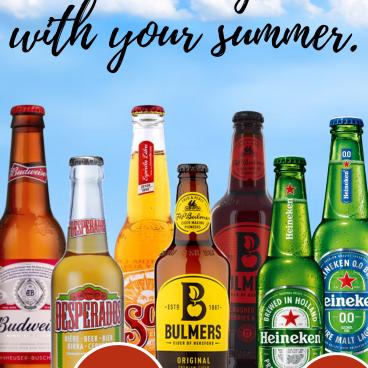 July drinks offers