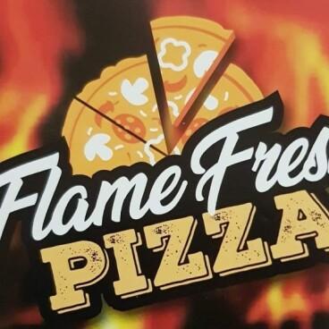 Flame Fresh Pizza
