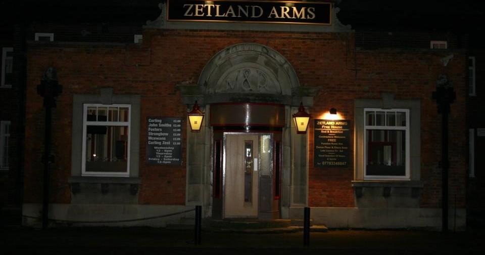 zetland arms  hull  north humberside  hu9 3np