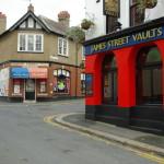 James Street Vaults