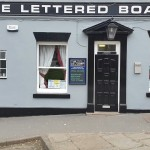 Lettered Board