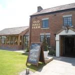 Old Hall Farm Milestone