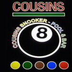 Cousins Professional Snooker Club