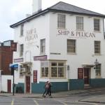 Ship & Pelican