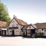 Downshire Arms Beefeater