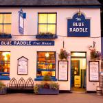 Blue Raddle