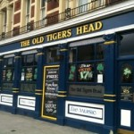 Old Tigers Head