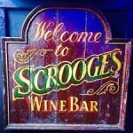 Scrooges Wine Bar