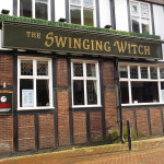 Swinging Witch