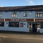 Fox & Tiger