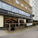 Christopher Creeke