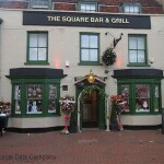 Square bar and Grill