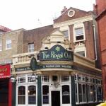 Oxymoron @ The Royal Oak