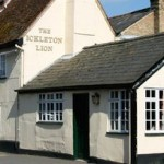 Ickleton Lion