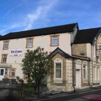 Crown Inn, Abercarn