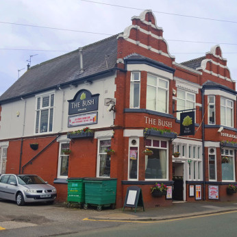 Click to view full size - Bush Inn, Manchester(photograph number 1)