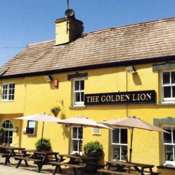 Golden Lion, Newport