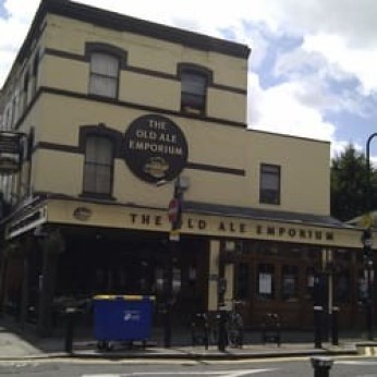 Old Ale Emporium, London N4