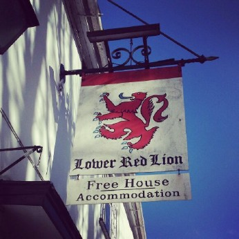 Lower Red Lion, St Albans