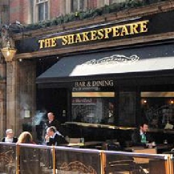 Click to view full size - Shakespeare Inn, Birmingham(photograph number 1)