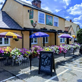 Chequers Pub, Writtle