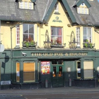 Click to view full size - Old Fox and Hounds, Croydon(photograph number 1)