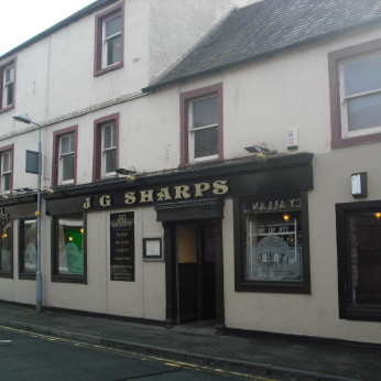 J G Sharps, Largs