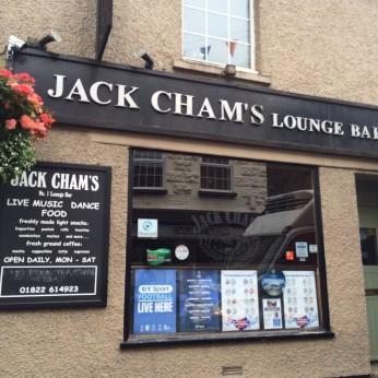 Jack Chams, Tavistock