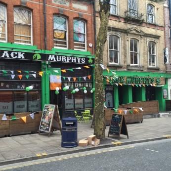 Jack Murphys, Swansea