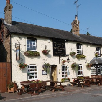 Click to view full size - Bricklayers Arms, Sevenoaks(photograph number 1)