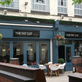 Fat Cat Cafe Bar, Derby
