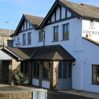 County Lodge and Brasserie, Carnforth