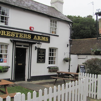 Foresters Arms, Forest