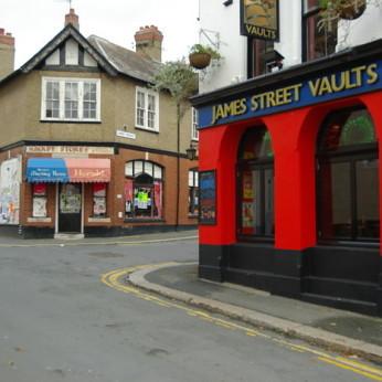 James Street Vaults, Plymouth