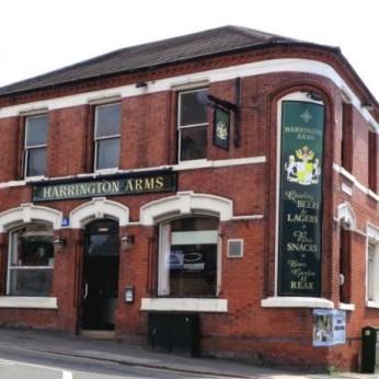 Harrington Arms, Long Eaton
