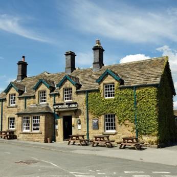 Devonshire Arms, Pilsley
