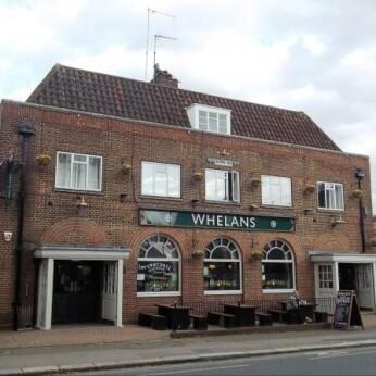 Whelan's, London NW2