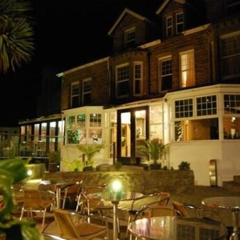 Atlantic Bay Hotel, Carbis Bay