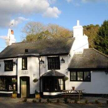 Crown Stirrup, Lyndhurst