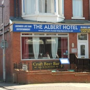 Alberts Ale Microbar, Blackpool