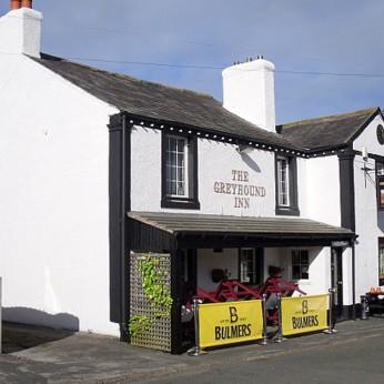 Greyhound Inn, Cotehill
