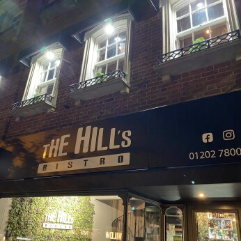 Hill's Bistro, Bournemouth