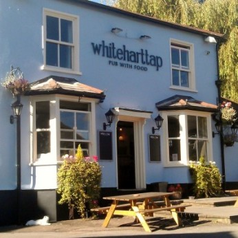Click to view full size - White Hart Tap, St. Albans(photograph number 1)