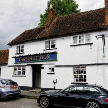 White Lion, St Albans