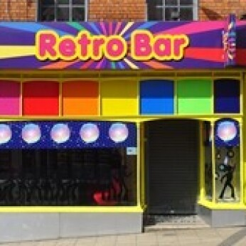 Retro Bar, Northampton