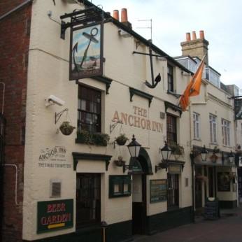 Anchor Inn, Cowes
