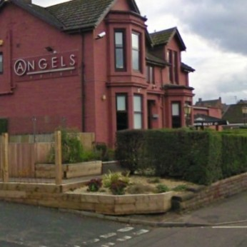 Click to view full size - Angels Hotel, Glasgow(photograph number 1)