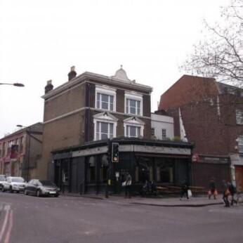 Haggerston, London E8