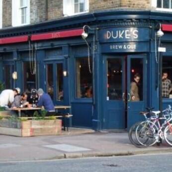 Duke Of York, London N1