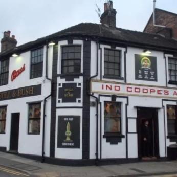 Olde Bull & Bush, Stoke-on-Trent
